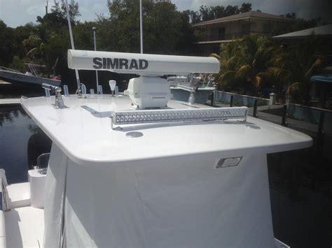 rigid industries light bar installation  hull truth