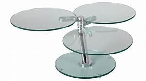 Table Basse En Verre Pas Cher : table basse design en verre maison design ~ Preciouscoupons.com Idées de Décoration