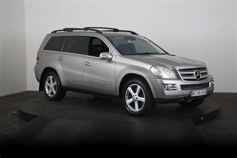 Gle features and design highlights. 2006 MERCEDES-BENZ GL 500 164 SILVER 7 SP AUTOMATIC G-TRO ...