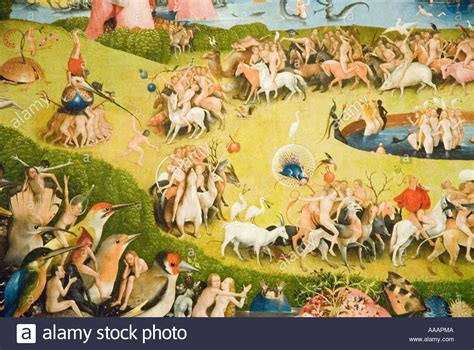 garden of delights the garden of earthly delights painting by hieronymus