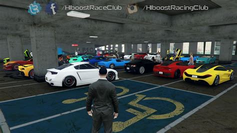 Grand Theft Auto V Online (ps4)  Exotic Car Meet Car