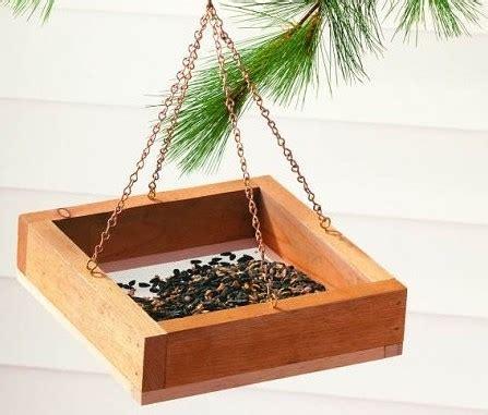 diy simple bird feeder plans construct