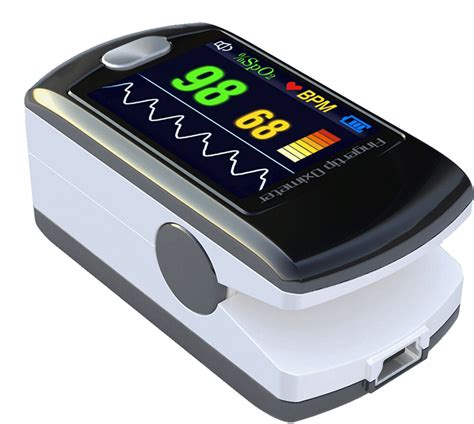 CMS50EW Fingertip Pulse Oximeter with Bluetooth, OLED