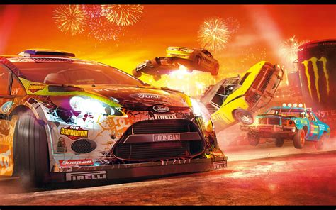 dirt showdown hd wallpapers background images