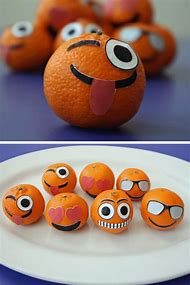 Emoji Birthday Party Food
