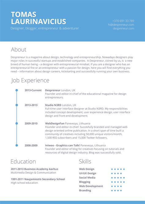 free professional html and css cvresume templates create a resume for free and health symptoms and cure