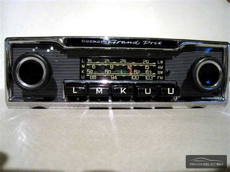 mercedes 190sl radio becker grand prix for sale in lahore parts accessories pakwheels