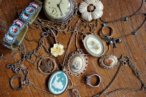 collecting vintage vintage jewelry collection alliray com