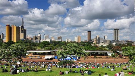 The Top 10 Cities For Africa's Millionaires (photos