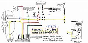 Diagram Wiring Peugeot Tsm
