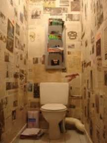idee deco wc original With decoration de toilette original