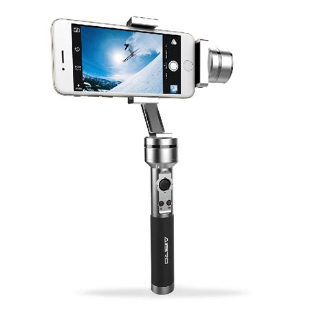 phone stabilizer aibird uoplay handheld gimbal stabilizer for smart phone