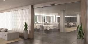 Besam Porte Automatique : syst me de porte coulissante transparente de assa abloy ~ Premium-room.com Idées de Décoration