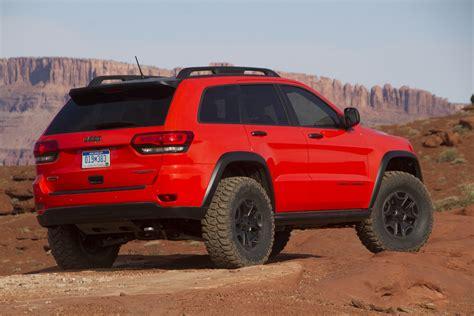 jeep grand cherokee trailhawk ii concept gallery
