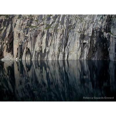Precipice Lake High Sierra Trail Sequoia National Park