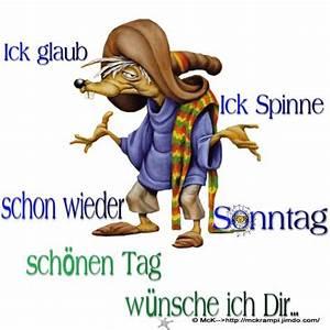 Lustige Bilder Sonntag : 17 best images about wochentage on pinterest facebook videos and ich liebe dich ~ Frokenaadalensverden.com Haus und Dekorationen