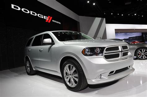 2018 Dodge Durango Heat Chicago 2018 Photo Gallery Autoblog