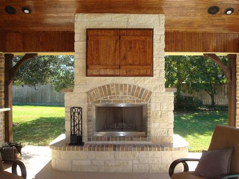 outdoor tv cabinet plans  traditional patio