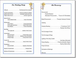 7 best images of free printable retirement party program templates retirement party program for Free printable church program template