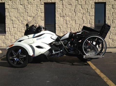 Buy Can-am Spyder Wheelchair Lift. Handicap Disabled