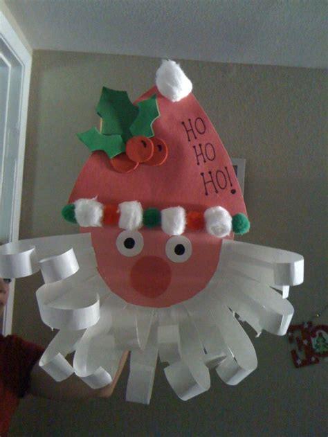 construction paper santa easy preschool craft 174 | 346705a51980510dc8848d73e6fbb088 preschool christmas crafts santa crafts