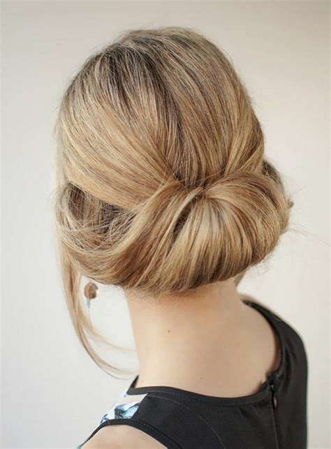 chic suggestions  quick  easy hairstyles