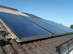 Solar Auf Dem Dach : bio solar haus flachkollektoren auf dem dach bautagebuch bio solar haus in bornheim ~ Heinz-duthel.com Haus und Dekorationen