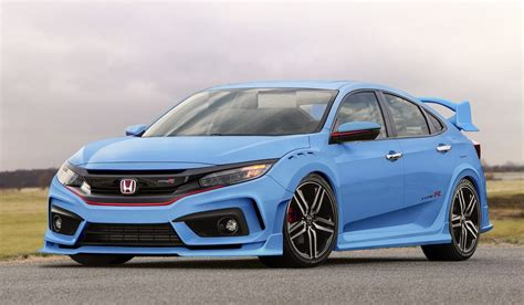 Honda Civic Coupe by 2018 Honda Civic Si Coupe Review Gearopen