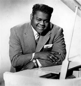 Fats Domino, New Orleans Rock Pioneer and Piano Prodigy ...