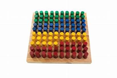 Peg Wooden Board Preschool