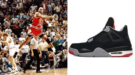 today  performance sneaker history michael jordan hits