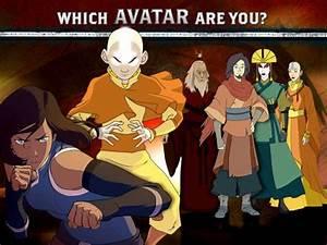Avatar Aang Or Avatar Korra Avatar Yangchen Or Avatar Wan