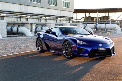 Lexus Lfa Review Caradvice