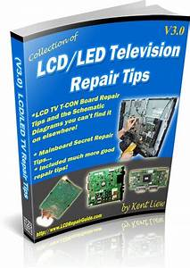 New Ebook By Kent Liew On Lcd  Led Tv Repair