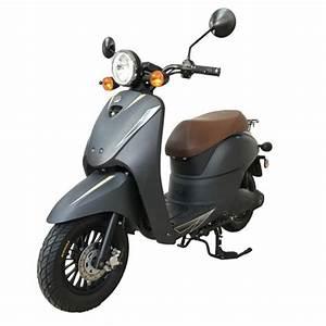 Achat Scooter Electrique : eurocka scooter lectrique cka wave batterie lithium achat vente scooters 50 pas cher ~ Maxctalentgroup.com Avis de Voitures