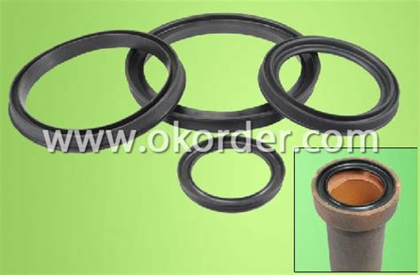 Buy T-type Rubber Gasket For Ductile Iron Drainage