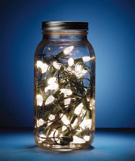 use jars as lights 12 diy solutions for
