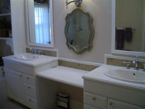 Bathroom Vanity Backsplash Bathroom Vanity Tops And