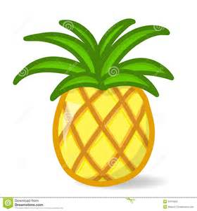 Hospitality Pineapple Clip Art
