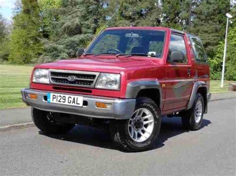 Daihatsu 1997 Sportrak Elx I. Car For Sale