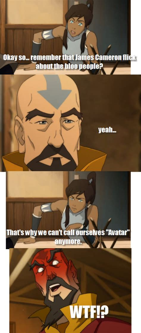 Korra Meme - 301 moved permanently