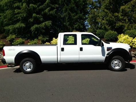 buy   ford  crew cab ft bed  powerstroke