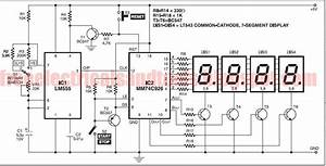 Subwoffer Wiring Diagram  Digital Stop Watch Using Ne555
