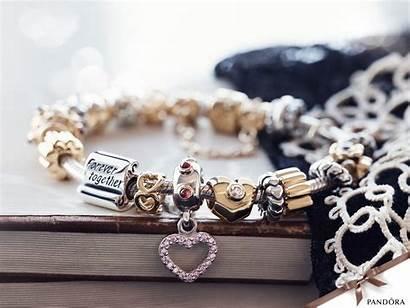 Pandora Charms Bracelet Charm Jewelry Wallpapers Backgrounds