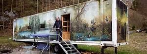 Dauerhaftes Wohnen Im Wohnwagen Auf Eigenem Grundstück : hier bin ich im einklang mit gott und natur wohngespr ch immobilien ~ Markanthonyermac.com Haus und Dekorationen