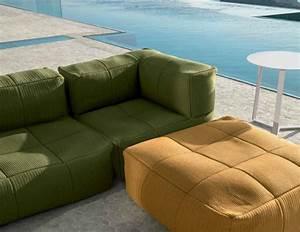 Outdoor, Bean, Bag, Sofa, Uv, Proof, Outdoor, Bean, Bag, By, Sea, Double, Seat, Sofa