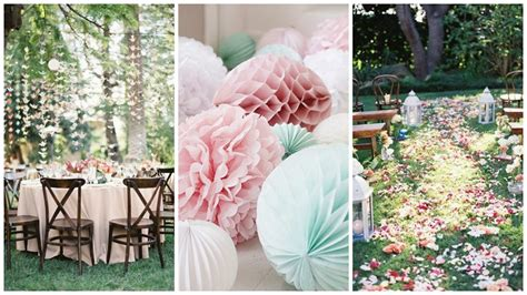 spring wedding inspiration from pinterest wedding journal