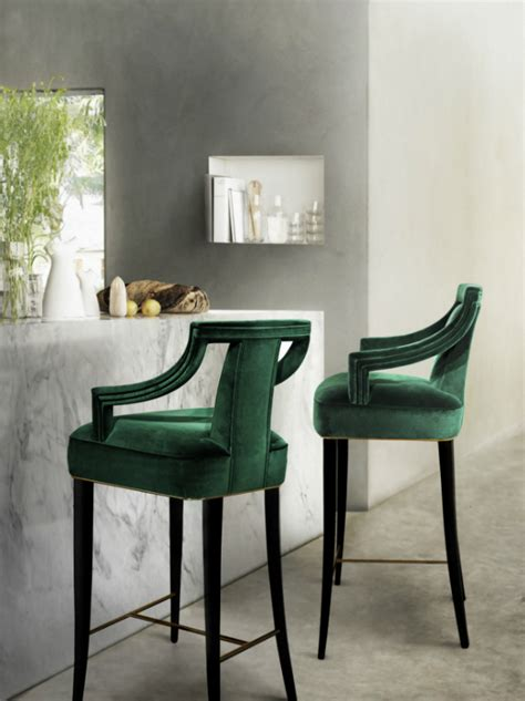 colorful bar stools brabbu s new collection colorful bar stools news