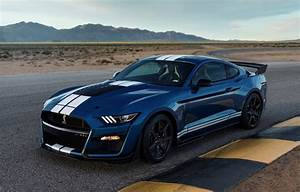 Wallpaper blue, Mustang, Ford, Shelby, GT500, track, 2019 images for desktop, section ford ...