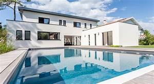 Maison A Vendre Anglet : anglet lac de chiberta a vendre maison contemporaine de ~ Melissatoandfro.com Idées de Décoration